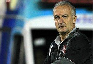 Dorival Júnior reclama da falta de tempo para treinar