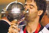 Mauro Galvão Libertadores 1998 (Foto: Reprodução)