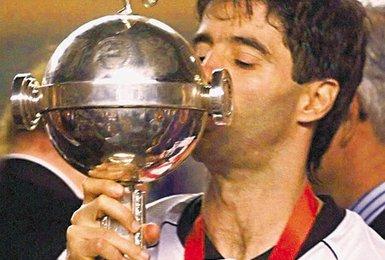 Mauro Galvão Libertadores 1998