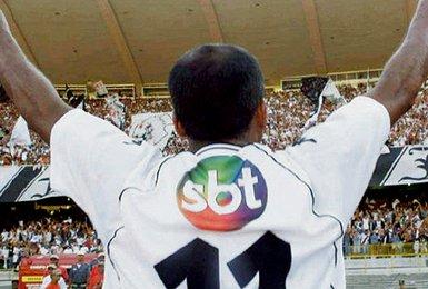 Romário brilhou no Maracanã com a camisa do Vasco