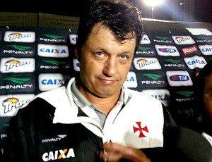Adílson Batista relembra passagem pelo Vasco e final do Carioca de 2014