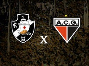 Vasco x Atlético-GO