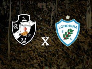 Vasco x Londrina