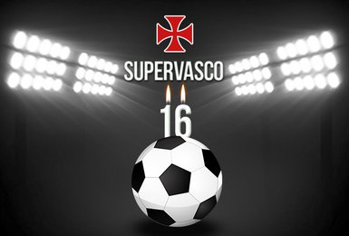 SuperVasco: 16 anos