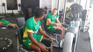 Andrezinho e Marcelo Mattos