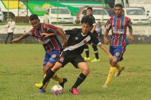 Sub-15 venceu nos pênaltis durante a Taça Guanabara