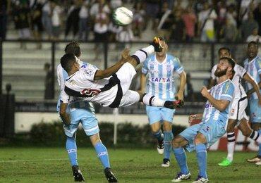 Goleiro do Avaí brilha e Vasco fica no 0 a 0 em São Januário