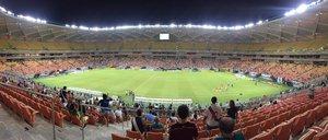 Vasco x Londrina: Arena Amazônia