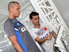 Luis Fabiano realizou avaliação no CAPRRES nesta 4ª-feira