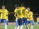 Sub-17: Veja o golaço feito pelo vascaíno Paulinho no Brasil x Venezuela