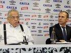 Vasco não negocia com mais nenhum jogador no momento, diz Eurico