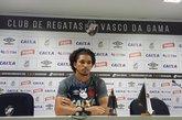 """Douglas: """"A torcida não precisa se preocupar, o Vasco vai para as cabeças"""""""