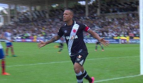 Com o pé direito: Vasco estreia em casa no Brasileirão com Luis Fabiano decidindo contra o Bahia