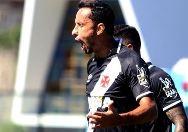 Vasco vence o Atlético-GO em São Januário: 1 a 0
