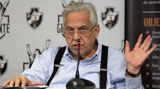 Eurico Miranda (Presidente do Vasco)
