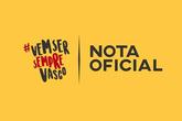 Sempre Vasco - Nota Oficial (Foto: Facebook Oficial Sempre Vasco)