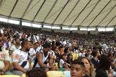Torcedores no Maracanã (Foto: Super Vasco)