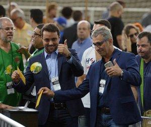 Julio Brant e Alexandre Campello
