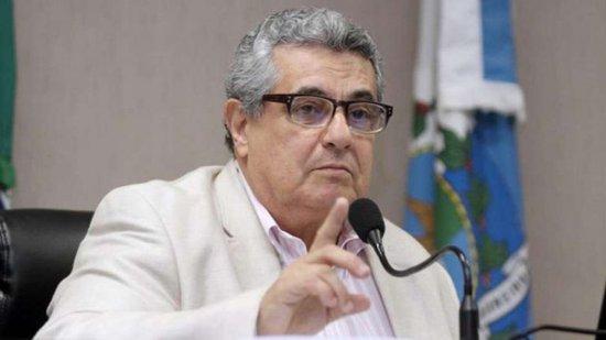 Rubens Lopes - Reunião FERJ