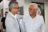 Dinamite e Campello (Foto: Globoesporte.com)