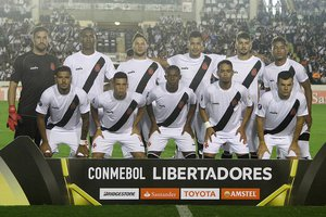 Elenco do Vasco