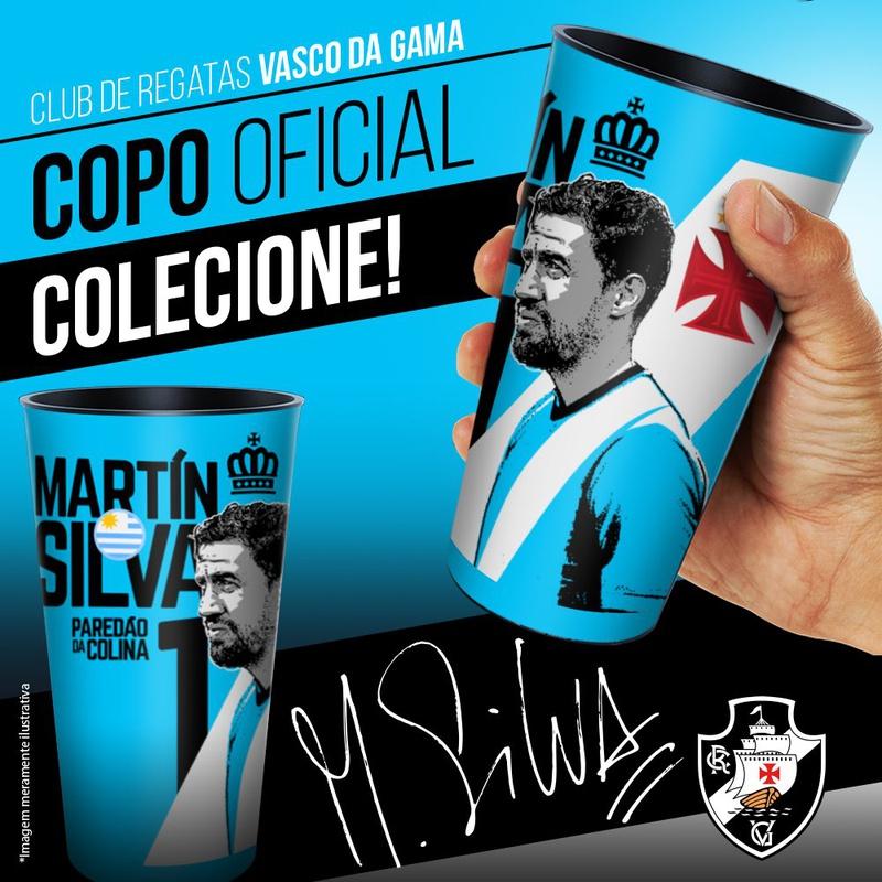 Copo de Martín Silva