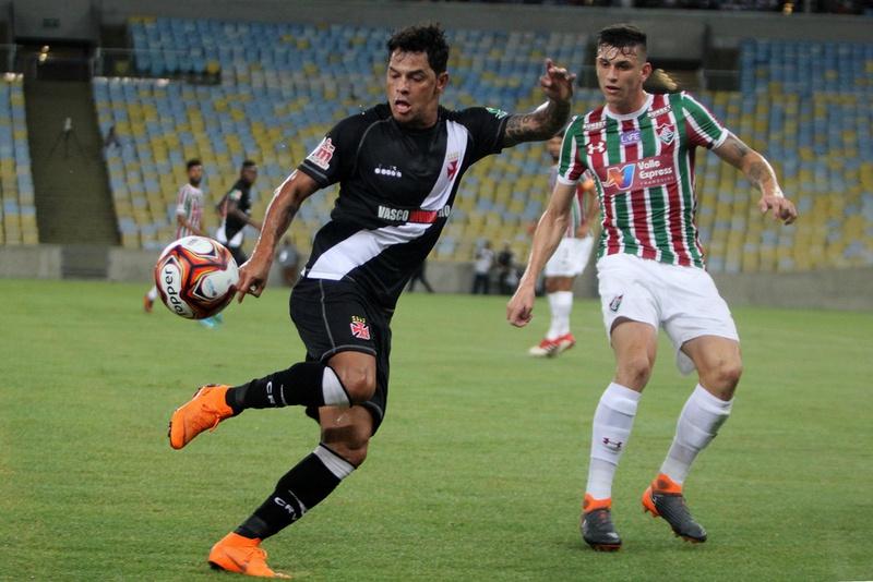 Giovanni Augusto demonstra habilidade no Maracanã