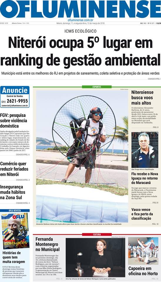 Jornal: Vasco 3 x 1 Madureira