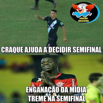 Veja Mais Memes Da Vitória Vascaína Diante Do Fluminense