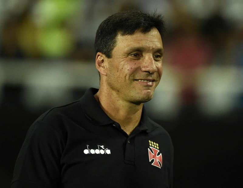 Zé Ricardo, técnico do Vasco