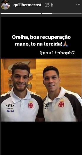 Guilherme Costa e Paulinho