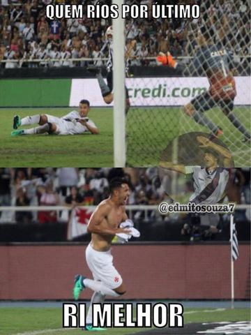 Memes Vasco x Botafogo