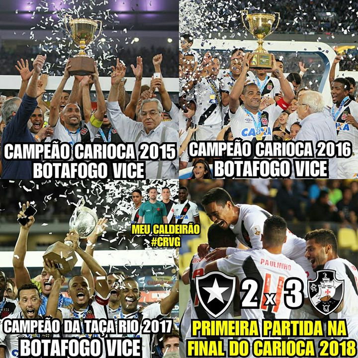 Primeira Partida da Final do Carioca 2018