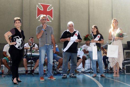 Sonia Maria Andrade dos Santos, Alexandre Campello, José Pinto Monteiro, Carolina Sousa e Lorena