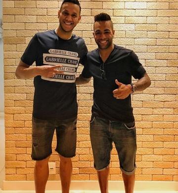 Souza e Alex Teixeira