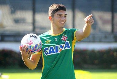 Andrey é uma das principais promessas do Vasco