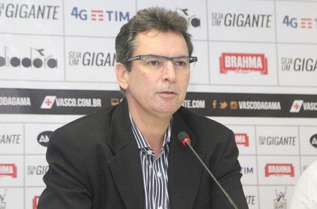 7eab1dbcce Alexandre Faria fala sobre contratação de Maxi López - SuperVasco