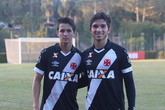 Andrey e Mateus Vital