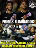 Meme: Vasco x Bahia
