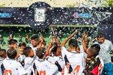 Sub-10 (Foto: Site Oficial do Vasco)