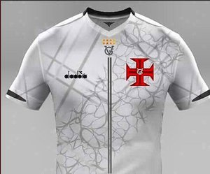 Suposto 3ª uniforme do Vasco