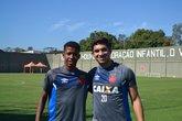 Andreys (Foto: Site Oficial do Vasco)