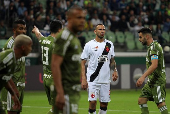 Palmeiras x Vasco
