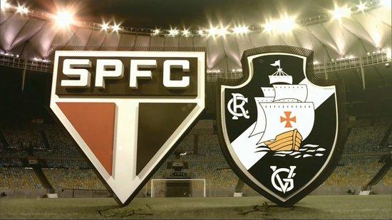 São Paulo x Vasco