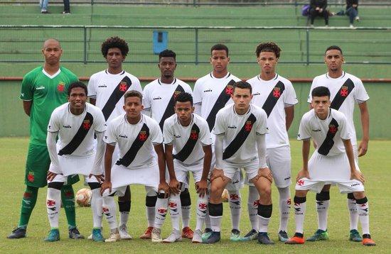 Sub-17 triunfou diante do Botafogo na Taça Guanabara
