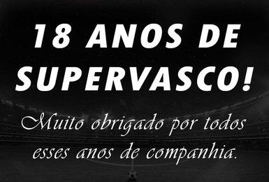 SuperVasco, 18 anos