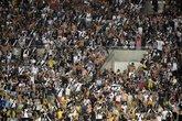 Torcida do Vasco faz a festa no Maracanã (Foto: André Durão)
