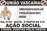 união vascaína (Foto: Facebook União Vascaína)