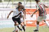 Marlon em ação diante do Fluminense (Foto: Rafael Ribeiro/Vasco.com.br)