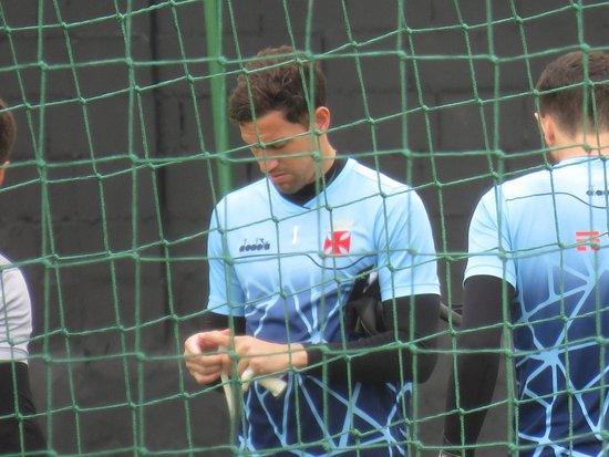 Martín Silva vive momento de contestação no Vasco